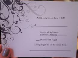 wedding song request cards wedding invitation wording request line luxury its a story