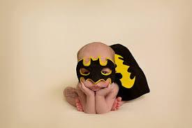 Halloween Costumes Newborn Babies Super Hero Costumes Newborn Boy Photography Prop Halloween