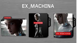 Ex Machina 2015 Folder Icon Ex Machina By Faelpessoal On Deviantart