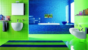 Inspirational Bathroom Colors - Colorful bathroom designs