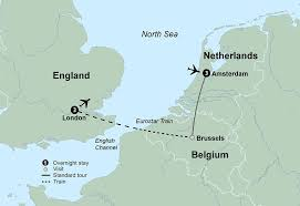 where is amsterdam on a map amsterdam featuring keukenhof gardens travel tours