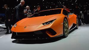 Lamborghini Huracan Acceleration - lamborghini huracan performante has the brand u0027s most powerful v10 ever