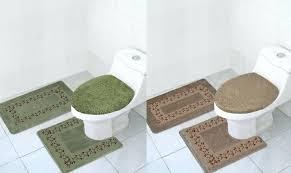 Walmart Bathroom Rug Sets Idea Bathroom Rugs At Walmart For Memory Foam Bath Rugs Sets 42
