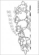 shaun sheep coloring pages coloring book coloring en