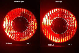 Led Tail Light Bulbs For Trucks by F430 Led Tail Lights Comparison And Review Ferrari Life
