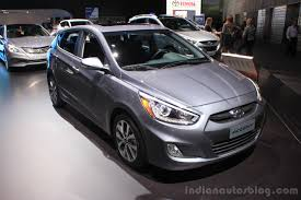 hyundai accent price india 2015 hyundai accent front three quarters at the 2014 los angeles