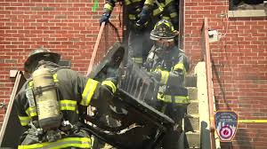 fdny tests fire science and firefighter procedures youtube