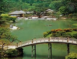 japanese garden elements types examples u0026 pictures