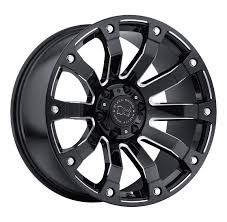 Ford Explorer Rims - truck rims by black rhino