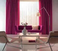 Pink Living Room Ideas Ingenious Pink Living Room Curtains Pink Curtain Design For Living