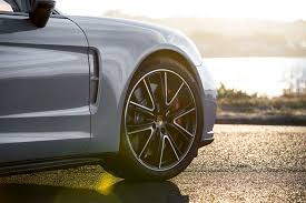 Porsche Panamera Brown - porsche panamera sport turismo production starts in germany
