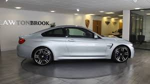 m4 coupe bmw bmw m4 coupe silver black lawton brook