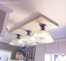 Round Fluorescent Light Fixture Led Light Design Replacing Flourecent Light Fixture With Led Lamp