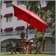 solar powered patio umbrella fan modern patio u0026 outdoor