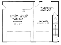 garage plan chp 16690 at coolhouseplans com