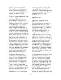 part 4 case studies transit oriented development in the united