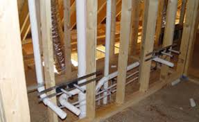 Plumbing New Construction Home