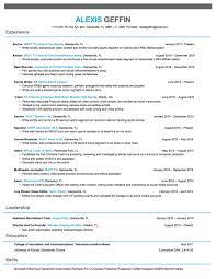 Resume For Anchor Job by Tv News Reporter Resume Virtren Com