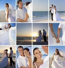 montage mariage de mariage de plage de romantique photo 26919237
