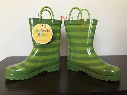 s garden boots target boots gardening target caterpillar inch worm size l 9 10