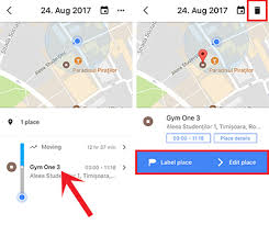 timeline maps how to enable disable location timeline in maps