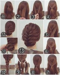 Hochsteckfrisurenen Diy by Easy Hair Do But Can T Read The Language Lol Easy Hair Language