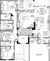 Sun City Anthem Henderson Floor Plans Siena Las Vegas Floor Plans Como Series Model 6140
