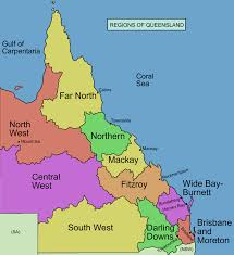 Australian Outback Map Central West Queensland Wikipedia