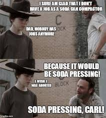 Walking Dead Birthday Meme - chandler riggs acknowledges all of the walking dead carl memes
