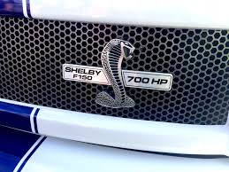 Ford F 150 Truck Body Parts - shelby unveils its 700 hp f 150 equal parts off roader and race