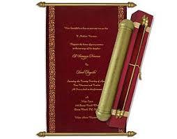 indian wedding scroll invitations wedding invitation wedding scroll invitations ikoncenter