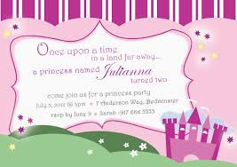 Party Invitation Cards Templates 7 Creative Princess Party Invitation Template Neabux Com