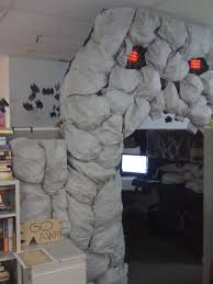 office 17 scary themes office halloween decoration ideas