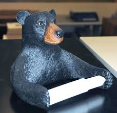 Animal Toilet Paper Holder by Bear Wall Mount Toilet Paper Holder U2022 Toilet Tissue Holders