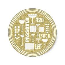 passover stickers passover sticker circle happy passover wine kids stickers