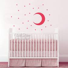 Removable Wall Decals For Nursery by Compare Prices On Moon Stars Baby Nursery Online Shopping Buy Low