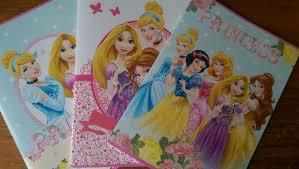 Camerette Principesse Disney by Kit Scuola Principesse Disney 2 Quaderni I Ii Elementare