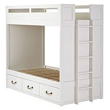 The  Best White Bunk Beds Ideas On Pinterest Bunk Bed Sets - White bunk bed with drawers