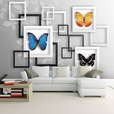 3d Wallpaper Home Decor Online Get Cheap Office Wallpaper 3d Aliexpress Com Alibaba Group