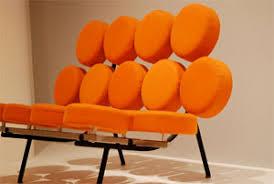 60s Decor 60s Decorating Trend U2013 Orange Chair U2013 Home Decor Trends