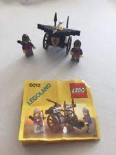 siege vintage vintage 1986 lego castle 6012 siege cart misb ebay