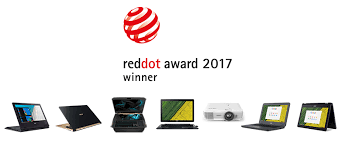 bureau d ot acer garners 7 prestigious dot awards for product design in 2017