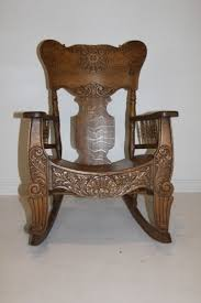 Antique Pressed Back Rocking Chair 116 Best Rocking Chair Revival Images On Pinterest Rocking
