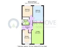 Qmc Floor Plan by Bungalows For Sale In Wollaton Nottingham Your Move