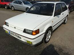 nissan sunny old model used nissan sunny hatchback 2 0 e gti 3dr in chesham