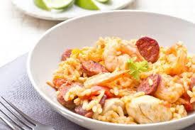 cuisine riz riz façon jambalaya cuisine addict de cuisine et coloré