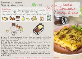 recette cuisine en arabe cuisine hachis parmentier recette cuisine en bandouliã re journal