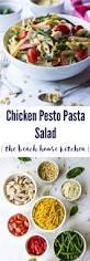 chicken pesto pasta salad the beach house kitchen
