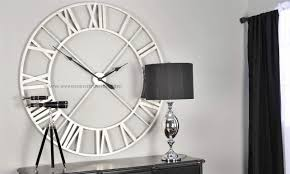 monochrome home decor home decor perfect large clocks to complete giant wall clock