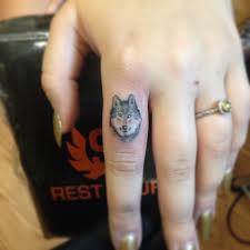 tiny wolf tiny tattoos and small ideas popsugar
